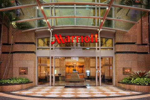 Jobs at Brisbane Marriot hotel Australia